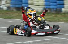 Doureid Ghattas gewann in der Bambini-Klasse